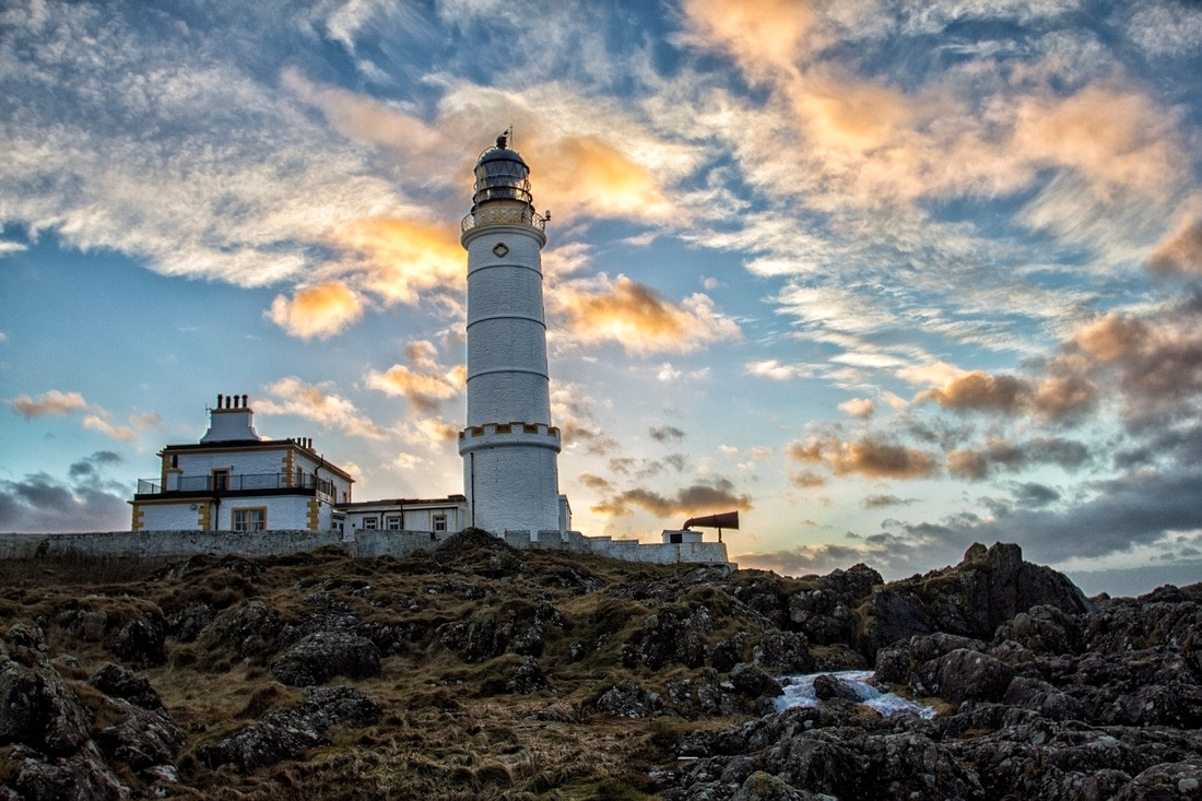 Corsewall Lighthouse